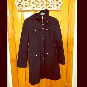 Guess Jeans hooded pea coat